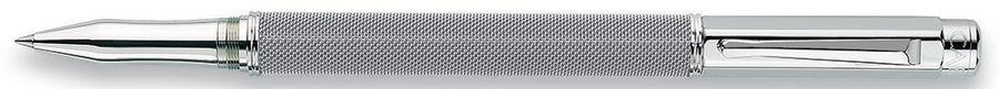 Ручка роллер Carandache Varius Ivanhoe SP (4470.014) латунь кольчуга с родиевым напылением