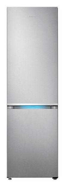 Холодильник SAMSUNG RB41J7751SA,  двухкамерный,  серебристый [rb41j7751sa/wt]