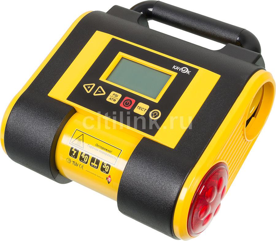 Автомобильный компрессор КАЧОК K70 купить  в интернет-магазине СИТИЛИНК