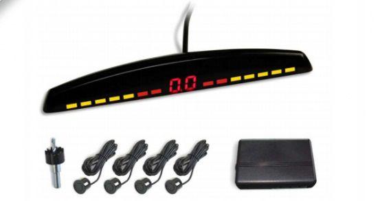 Парковочный радар PARKCITY Rio 418/201 Black,  черный