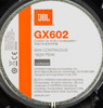Колонки автомобильные JBL GX602,  коаксиальные,  180Вт вид 3