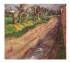 Ручка роллер Visconti Van Gogh 2014 Pollard Willows (78445) коричневый сталь вид 4