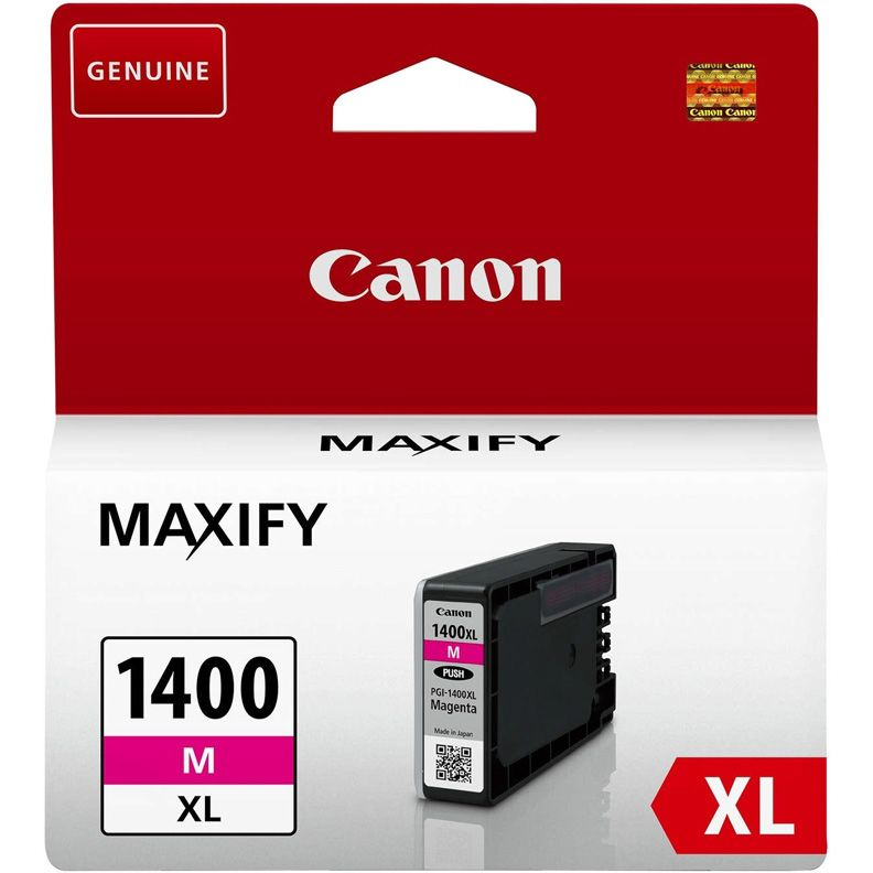 Картридж CANON PGI-1400XLM пурпурный [9203b001]