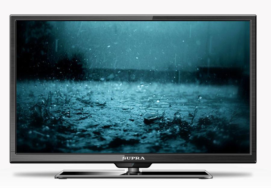"LED телевизор SUPRA STV-LC28T400WL  ""R"", 28"", HD READY (720p),  черный"