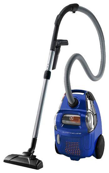 Пылесос ELECTROLUX SCORIGIN, 2200Вт, синий