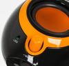Колонки BBK CA-201S,  черный,  оранжевый [ca-201s ч/о] вид 4