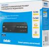 Ресивер DVB-T2 BBK SMP240HDT2 черный (отремонтированный) вид 10