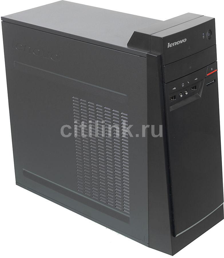 Компьютер  LENOVO E50-00,  Intel  Celeron  J1800,  DDR3L 2Гб, 500Гб,  Intel HD Graphics,  DVD-RW,  CR,  Windows 8.1,  черный [90bx003erk]