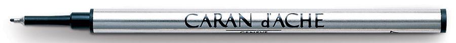Стержень капилярный Carandache 8128.009 F черный чернила для ручек роллеров