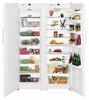 Холодильник LIEBHERR SBS 7212,  двухкамерный,  белый [sbs 7212 (sgn 3063 + sk 4240)] вид 2