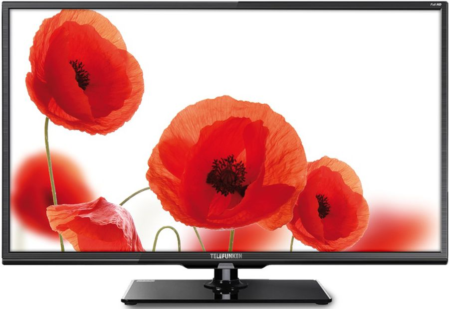 "LED телевизор TELEFUNKEN TF-LED50S33T2  ""R"", 50"", FULL HD (1080p),  черный"