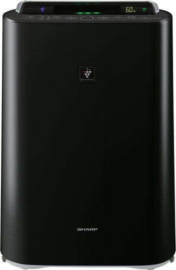 Воздухоочиститель SHARP КС-D41RB,  черный [ксd41rb]