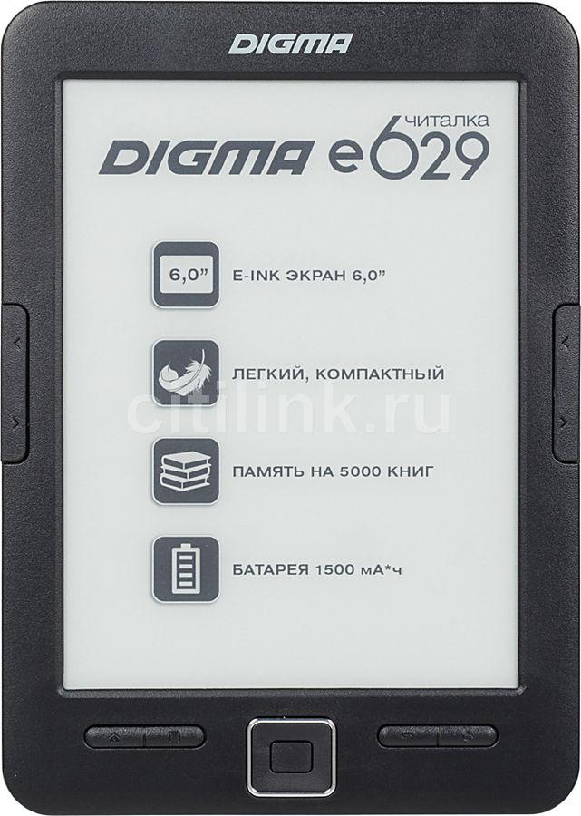 Электронная книга DIGMA E629,  6