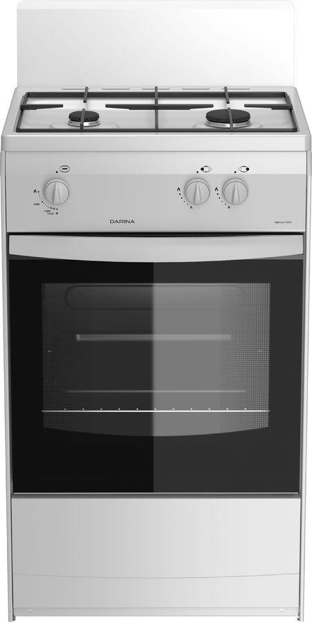 Газовая плита DARINA 1AS GM 521 001 W духовка,  белый