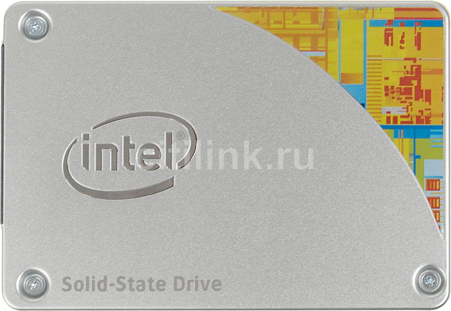 """SSD накопитель INTEL 535 Series SSDSC2BW480H601 480Гб, 2.5"""", SATA III [ssdsc2bw480h601 939480]"""