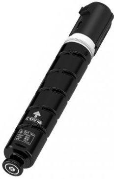Тонер CANON C-EXV48BK,  для iR C1325iF/1335iF,  черный, туба