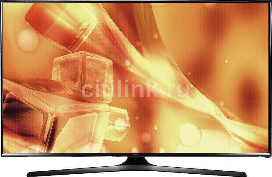 "LED телевизор SAMSUNG UE48J5530AUXRU  ""R"", 48"", FULL HD (1080p),  черный"