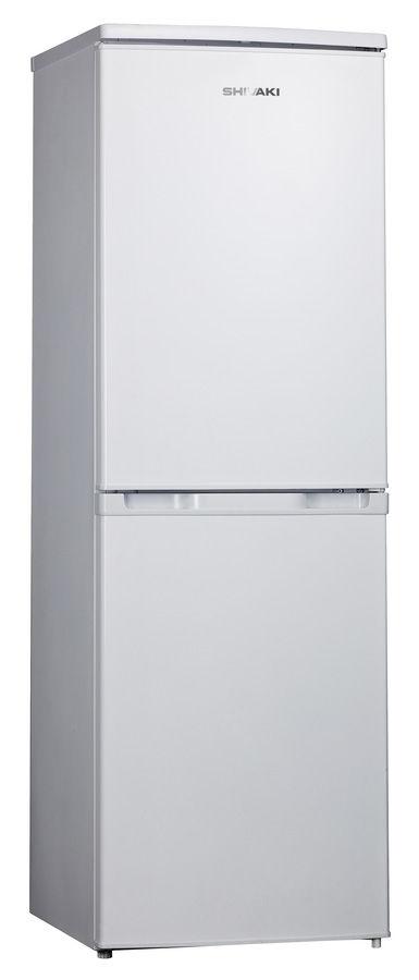 Холодильник SHIVAKI SHRF-190NFW,  двухкамерный,  белый