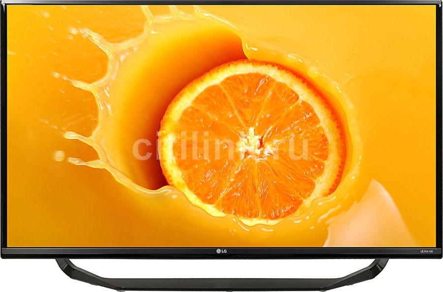 """LED телевизор LG 43UF771V  """"R"""", 43"""", Ultra HD 4K (2160p),  титан"""