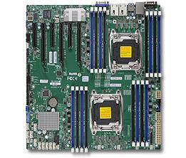 Серверная материнская плата SUPERMICRO MBD-X10DRI-B,  bulk