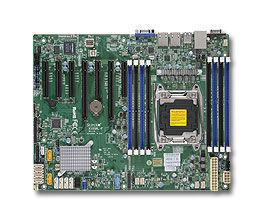 Серверная материнская плата SUPERMICRO MBD-X10SRL-F-B,  bulk