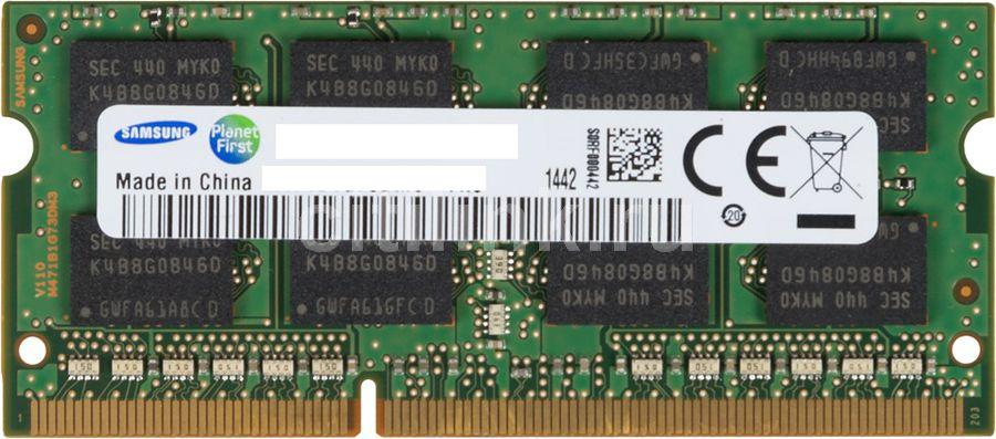 Модуль памяти SAMSUNG DDR3 -  8Гб 1600, SO-DIMM,  OEM,  original