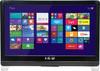 Моноблок IRU Home T2304, Intel Core i3 4160, 4Гб, 500Гб, nVIDIA GeForce GT840M - 2048 Мб, DVD-RW, Free DOS, черный [296046] вид 1