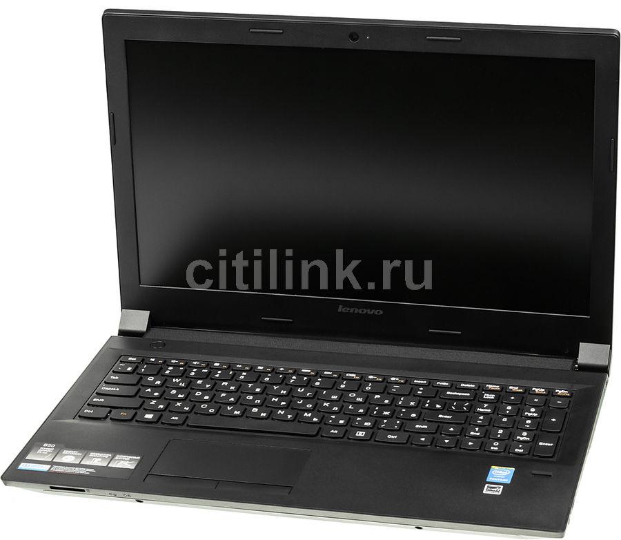 """Ноутбук Lenovo B5030 Pen N3540/2Gb/250Gb/15.6""""/HD/W8.1/black/WiFi/BT/Cam (отремонтированный)"""