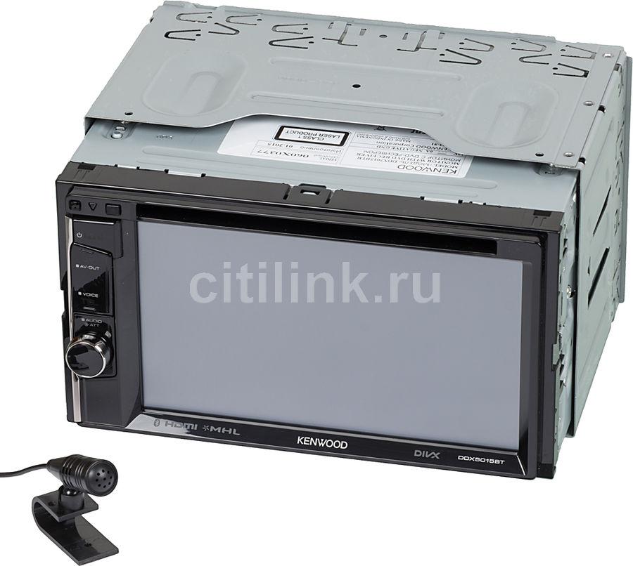Автомагнитола KENWOOD DDX-5015BTR,  USB