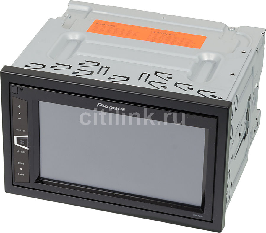 Автомагнитола PIONEER MVH-AV170,  USB