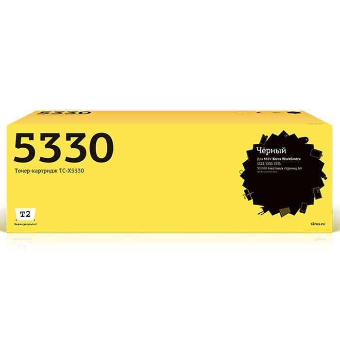 Картридж T2 TC-X5330 черный