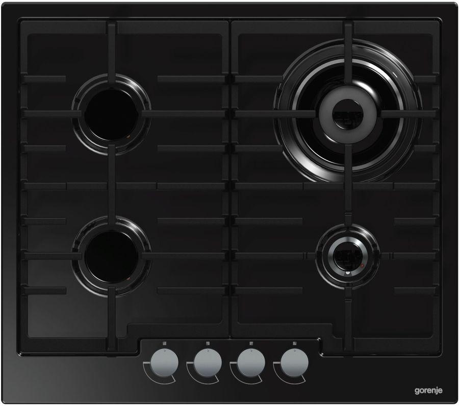 Варочная панель GORENJE G65B,  независимая,  черный