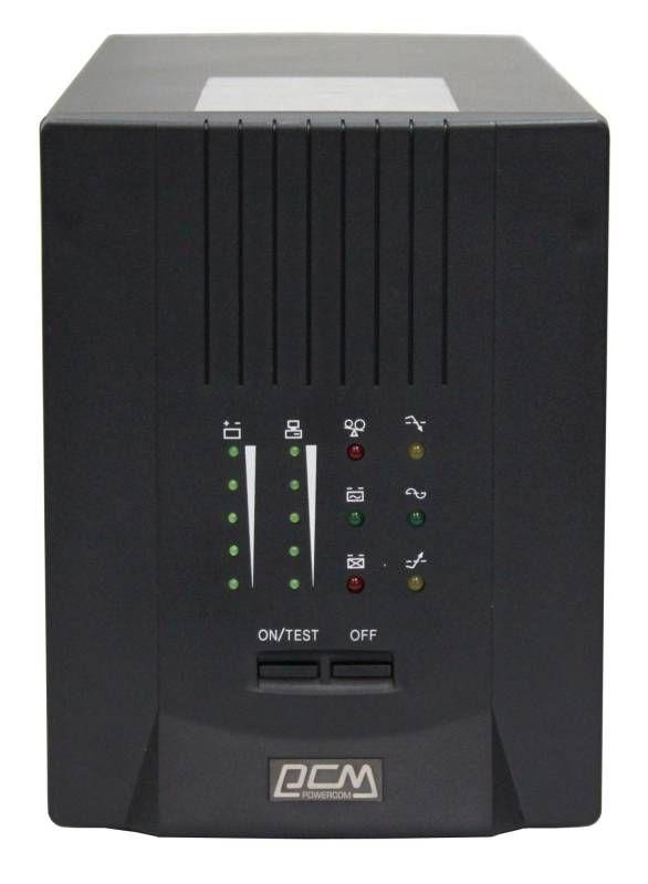 Источник бесперебойного питания POWERCOM Smart King Pro+ SPT-3000,  3000ВA
