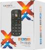 Мобильный телефон TEXET TM-B113,  черный вид 8