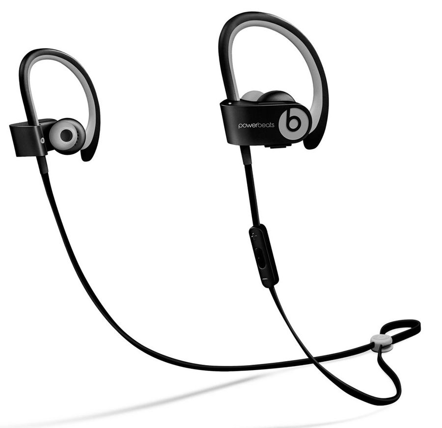 ��������� BEATS Powerbeats 2 WL, MHBE2ZE/A, ��������, ������, ������������ bluetooth
