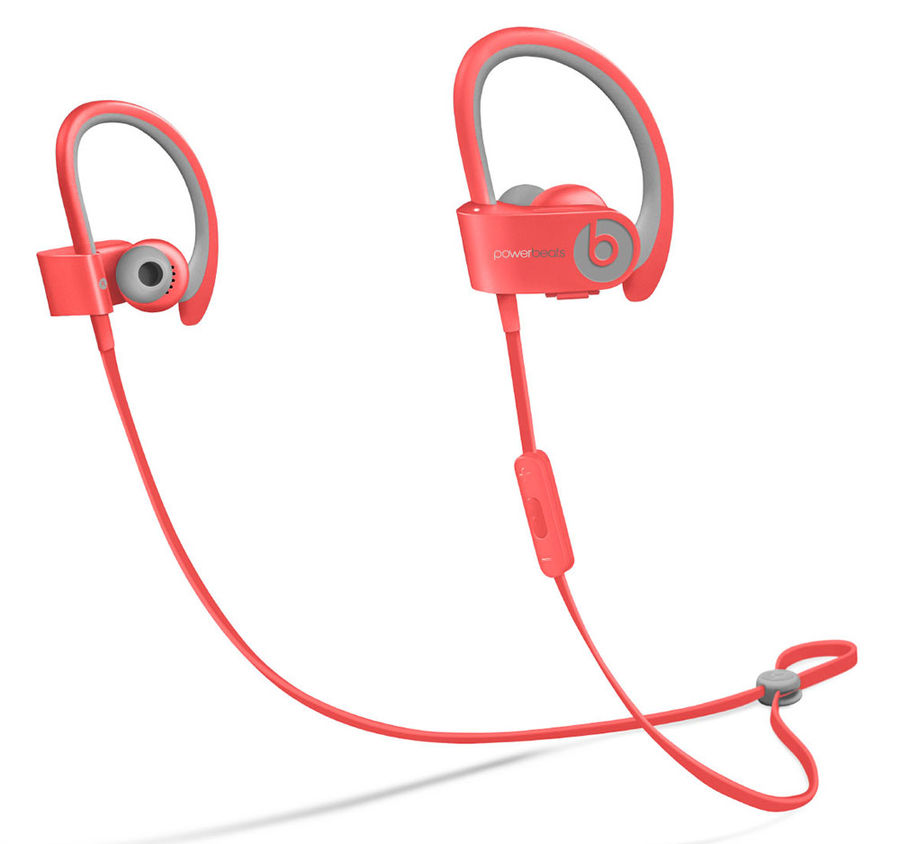�������� BEATS Powerbeats 2 WL, MHBK2ZM/A, �������/�����, ������������ bluetooth
