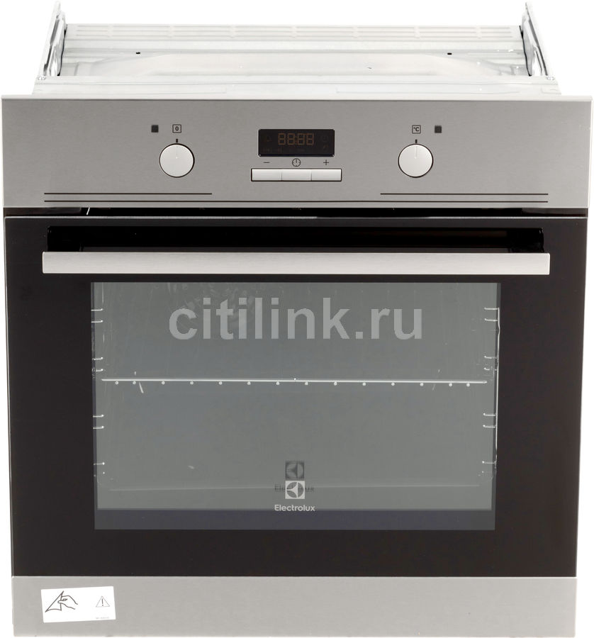 Духовой шкаф ELECTROLUX EZB52430AX,  серебристый