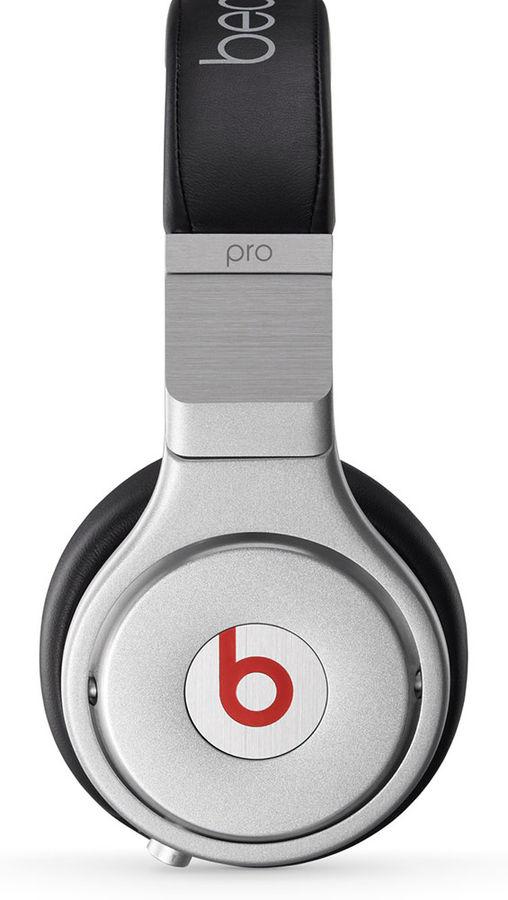Наушники мониторы Beats Pro 1.52м черный проводные