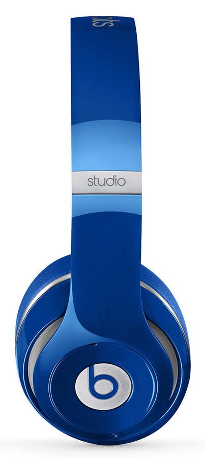 Наушники мониторы Beats Studio 2 1.36м синий проводные