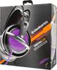 Наушники с микрофоном STEELSERIES Siberia 200 Sakura Purple,  мониторы, пурпурный  / черный [51136] вид 10