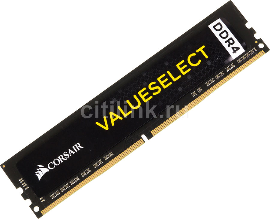 Модуль памяти CORSAIR Value Select CMV8GX4M1A2133C15 DDR4 -  8Гб 2133, DIMM,  Ret
