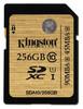 Карта памяти SDXC UHS-I KINGSTON 256 ГБ, Class 10, SDA10/256GB,  1 шт. вид 1