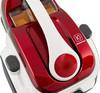 Пылесос LG VK89380NSP, 1800Вт, красный/белый вид 7