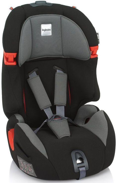 Автокресло детское INGLESINA Prime Miglia AV96E0BLK, 1/2/3, черный/серый
