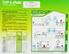 Сетевой адаптер PowerLine TP-LINK TL-PA8010PKIT Ethernet вид 10
