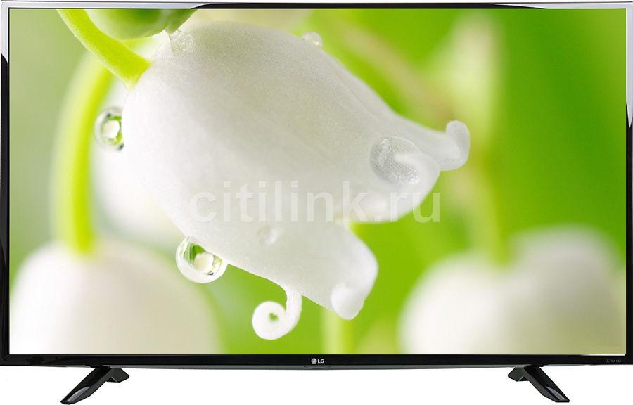 "LED телевизор LG 49UF640V  ""R"", 49"", Ultra HD 4K (2160p),  черный"