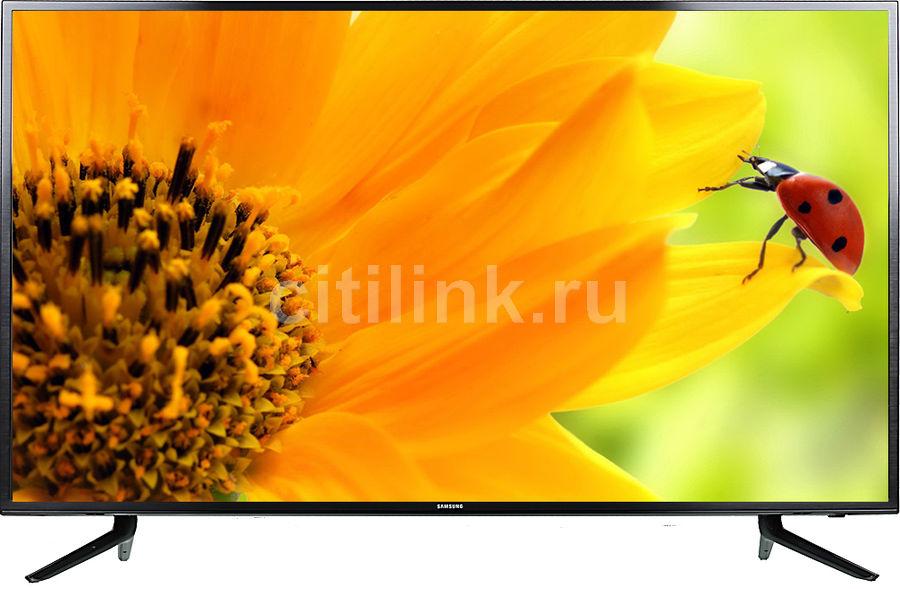 "LED телевизор SAMSUNG UE48JU6000UXRU  ""R"", 48"", Ultra HD 4K (2160p),  черный"