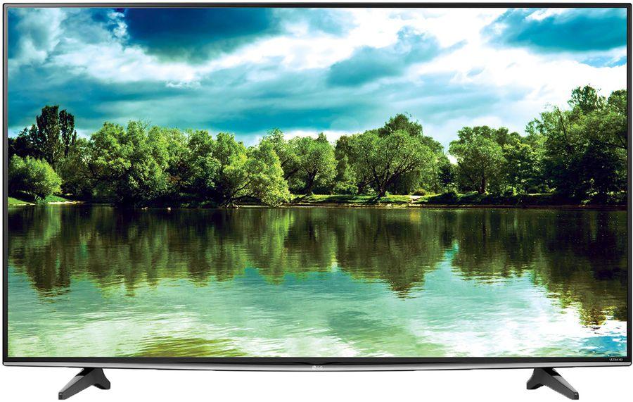 """LED телевизор LG 50UF830V  """"R"""", 50"""", Ultra HD 4K (2160p),  титан"""
