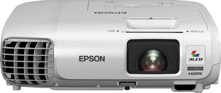 Проектор EPSON EB-W29 черный [v11h690040]