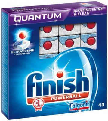 Средство для мытья посуды FINISH 170709070,  для посудомоечных машин,  40